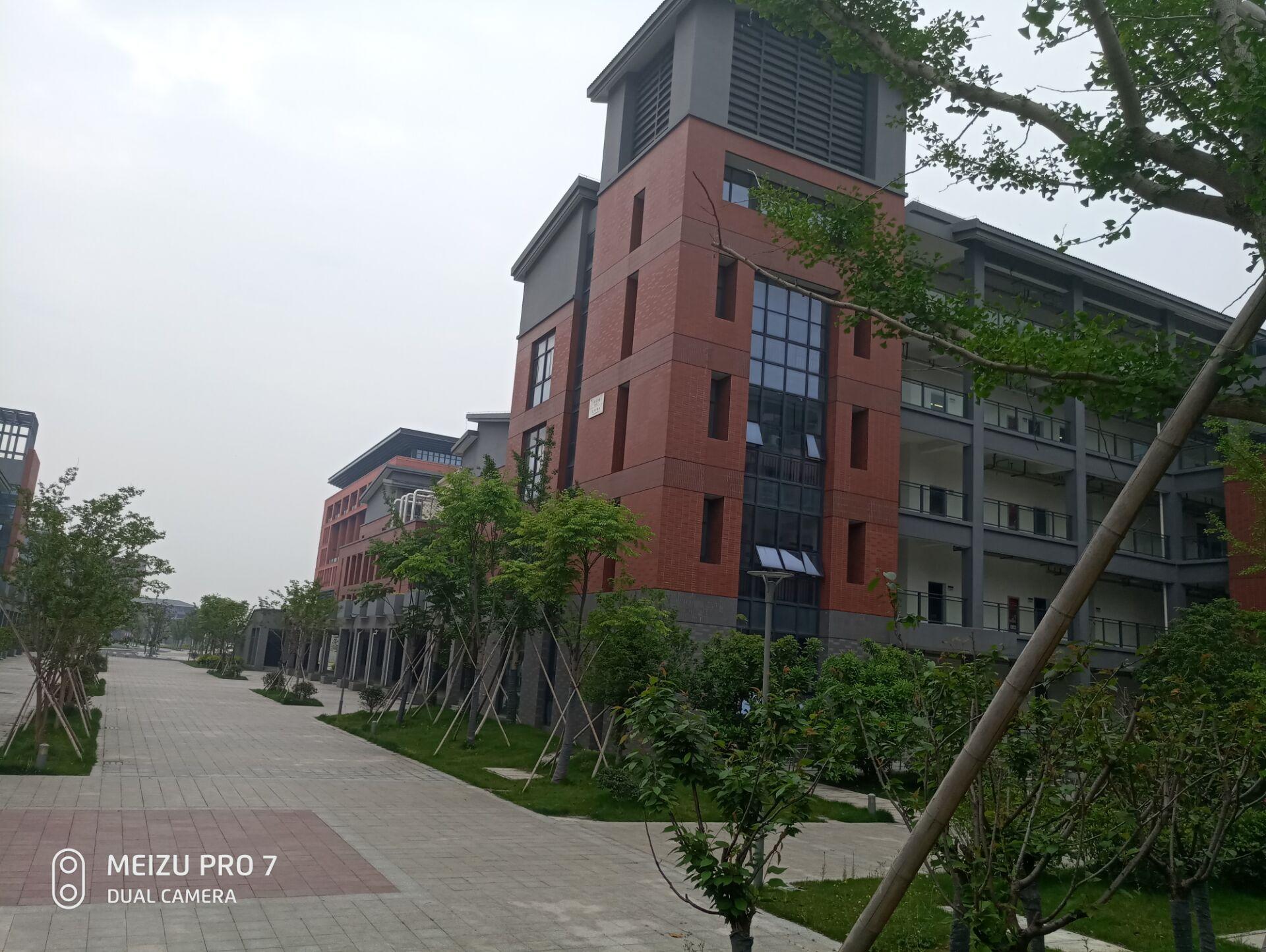 常州工学院新北校区三标段建设项目